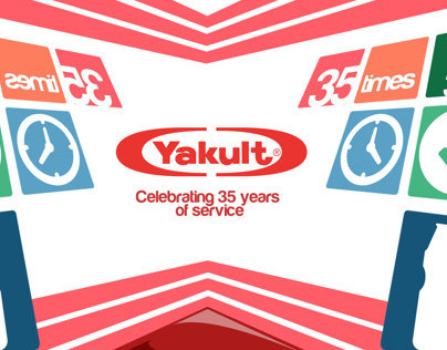 Yakult Philippines 35 Years of Everyday Ok