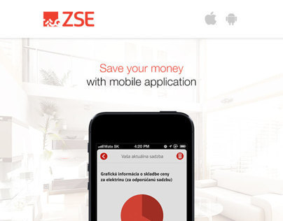 ZSE / iOS & Android app