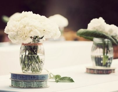CARNIVAL SUMMER WEDDING DECOR