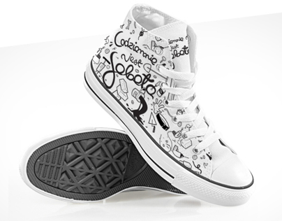 CJS - Converse Illustration
