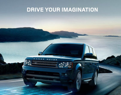 Range Rover Corporate Ads