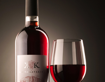 Korta Katarina Wine Labels