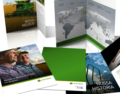 John Deere - Corporate brochure (For Generations)