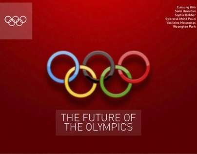 LEFT BRAIN - Future Scenarios for the Olympics