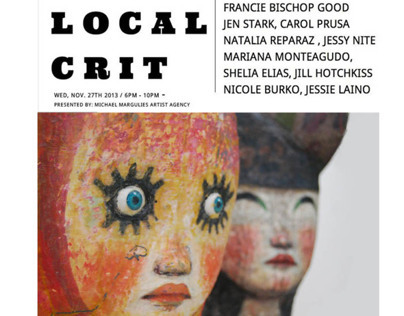 LOCAL CRIT GROUP SHOW