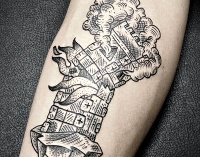 Tower Tattoo