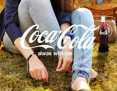 "Cocacola  "" Always with me """