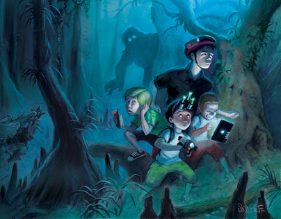 Monster Hunters: Searching for Skunk Ape