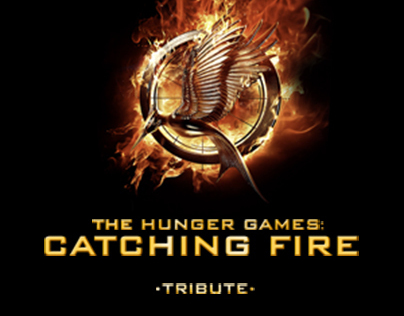 The Hunger Games: Catching Fire Tribute | Film Poster |