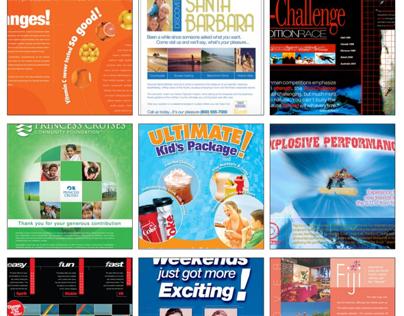 Various Design Samples