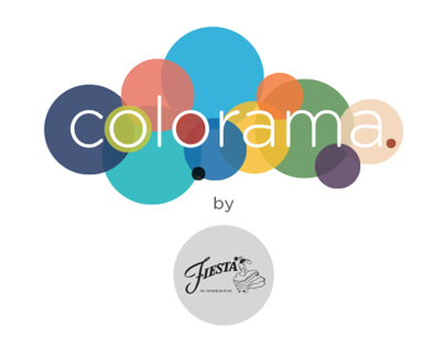 Colorama by Fiesta® Interactive Plate Setting Tool