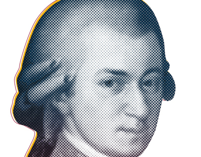 Mozart Infographic for Classical 91.7