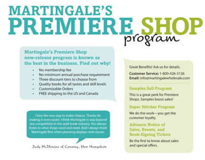 Premiere Shop Flyer Re-Design