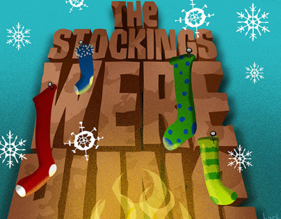 The Stocking Were Hung Gigposter