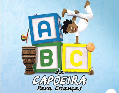 Book: ABC of Capoeira for Kids