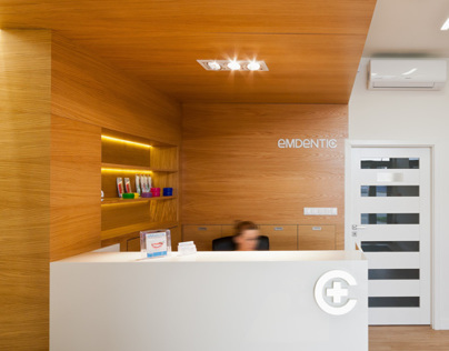EMDENTIC Clinic by A+D Retail Store Design