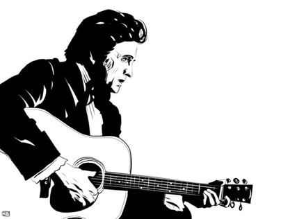 Johnny Cash / a music project tribute