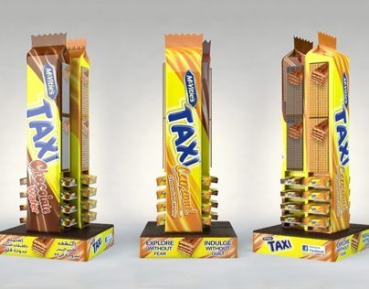 Mcvities - Taxi Launch