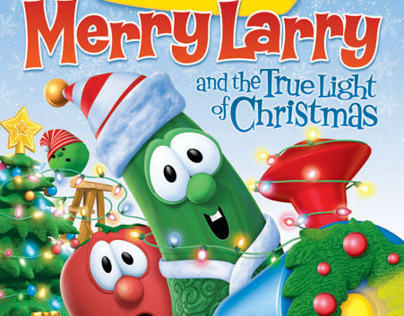VeggieTales- Merry Larry and Christmas