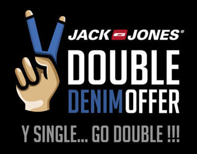 Jack & Jones - Double Denim offer