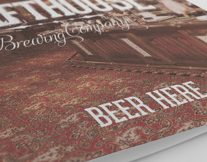 Crafthouse Brewing Company Branding and Identity