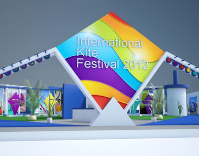 Kite Festival Exhibition Design