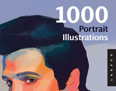 1,000 Portrait Illustrations