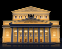 Bolshoy Theatre Lighting