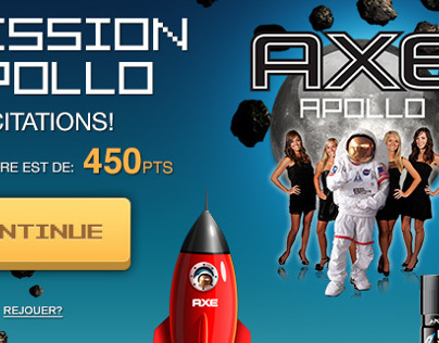 Axe Apollo: Mini Game Concept