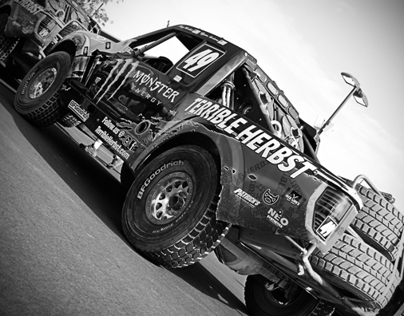 Monster Energy Throphy Truck