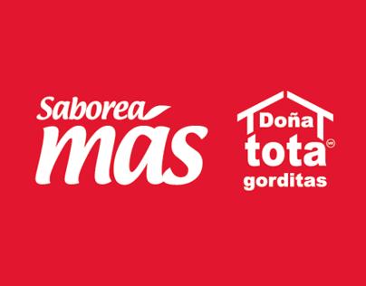 Saborea Más  I  Doña Tota