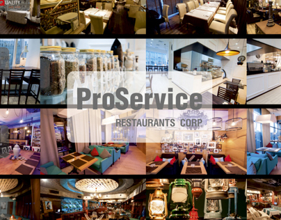 ProService Restaurants CORP. Interiors & Design