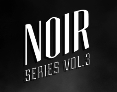 Noir Series Vol. 3