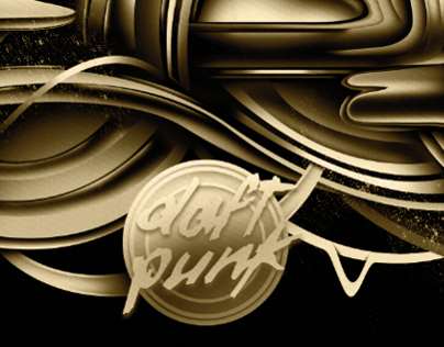 daft punk  / fan art