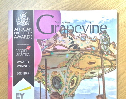 Grapvine Issue 3 2013