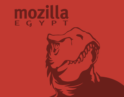 Mozilla Egypt || Logo Re-Design