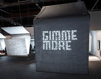Gimme More at Eyebeam
