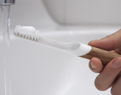 TOOTHBRUSH byDEFAULT