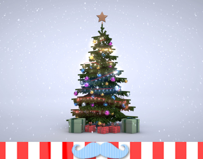 3D Christmas Tree // Videohive