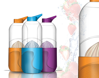Portable Juicer Carafe