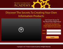 Product Creation Academy