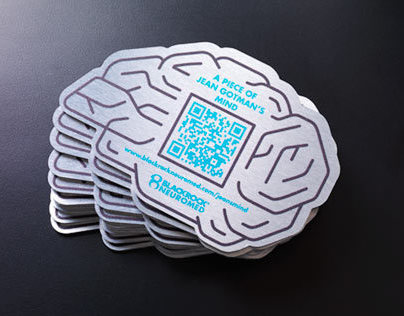 Blackrock NeuroMed Marketing Collateral
