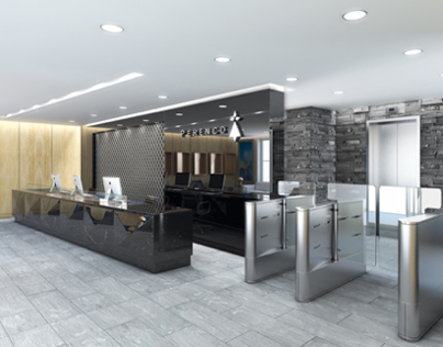 Office Visualisation & Development Project