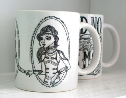 Womens Day Mugs