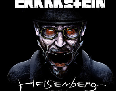 Breaking Bad Rammstein Tribute album cover