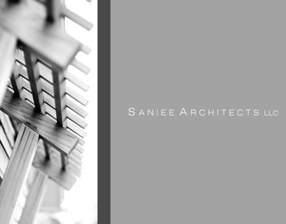 Saniee Architects Internship - Publicity Booklet