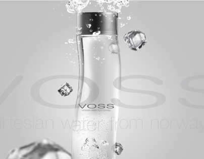 VOSS (Bottle Design)