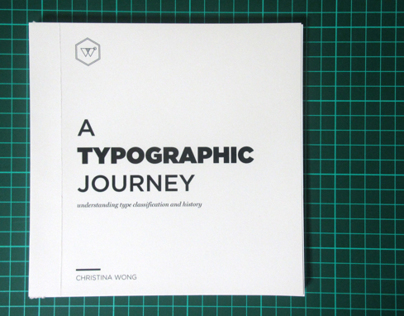 A Typographic Journey