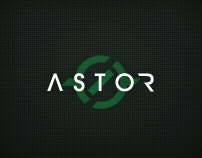 ASTOR - Corporate and Brand Identity