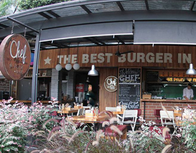 Chef Burger Poblado